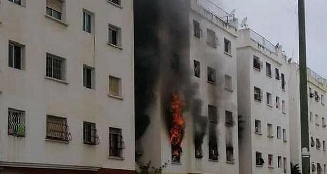 Salé: Un enfant de 5 ans périt dans l'incendie d'un appartement