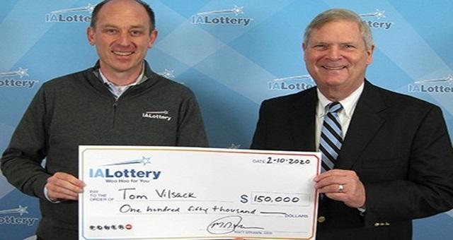 Insolite: Un ancien ministre de l'Agriculture gagne à la loterie aux Etats-Unis