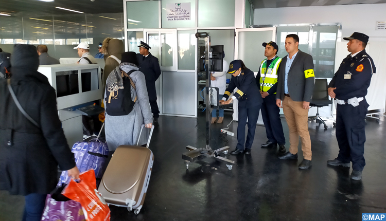 Tanger-Med: Renforcement des mesures préventives contre le coronavirus