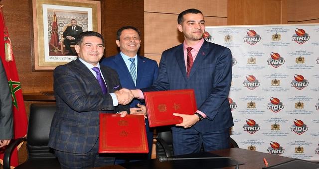 Partenariat entre le Ministère de l'Éducation et TIBU Maroc