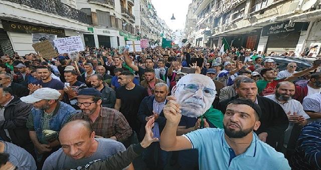 Deux ans de prison pour un manifestant dans l'ouest de l'Algérie