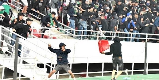 DGSN: 13 arrestations après le match opposant l'AS FAR au Raja de Casablanca