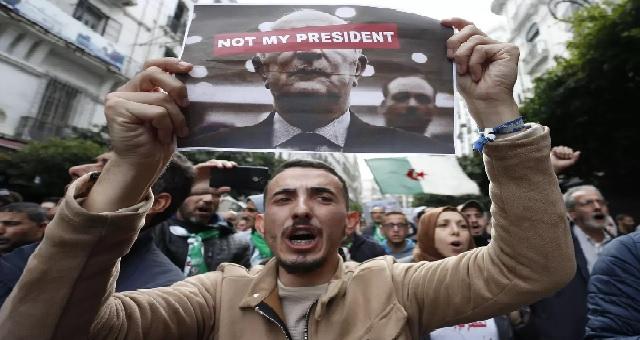 Algérie : La mobilisation du Hirak se poursuit pour la 51ème semaine successive