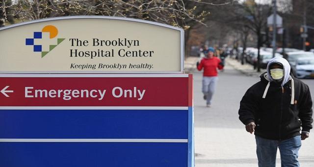 Coronavirus: Les Etats-Unis franchissent la barre 100.000 cas connus