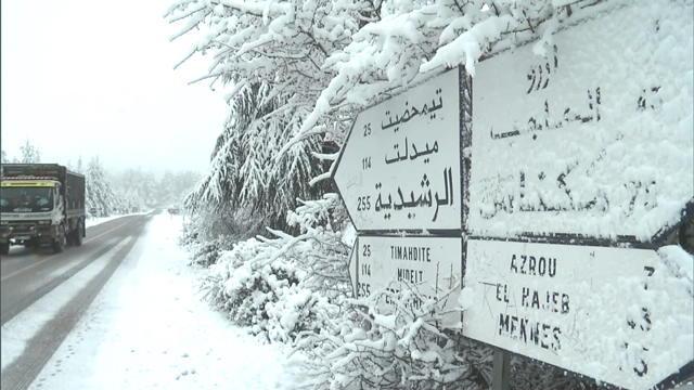 Alerte météo: Chutes de neige et averses mercredi et jeudi dans plusieurs provinces