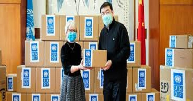 86 employés de l'ONU contractent le COVID-19