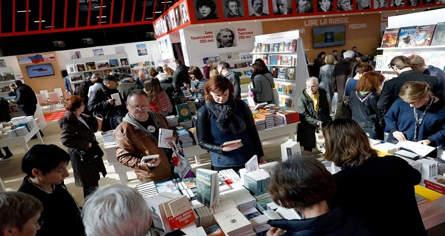 Coronavirus: Annulation du salon Livre Paris