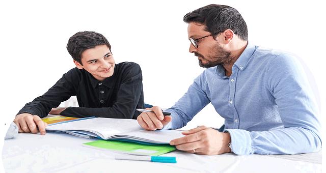 Diffusion de cours d'orientation scolaire, professionnelle et universitaire sur la chaîne Laâyoune
