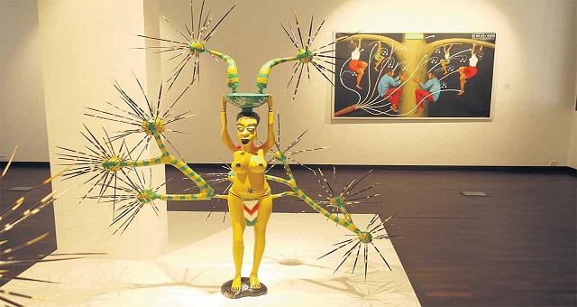 CNN offre à ses lecteurs une découverte du musée d'art contemporain africain de Marrakech