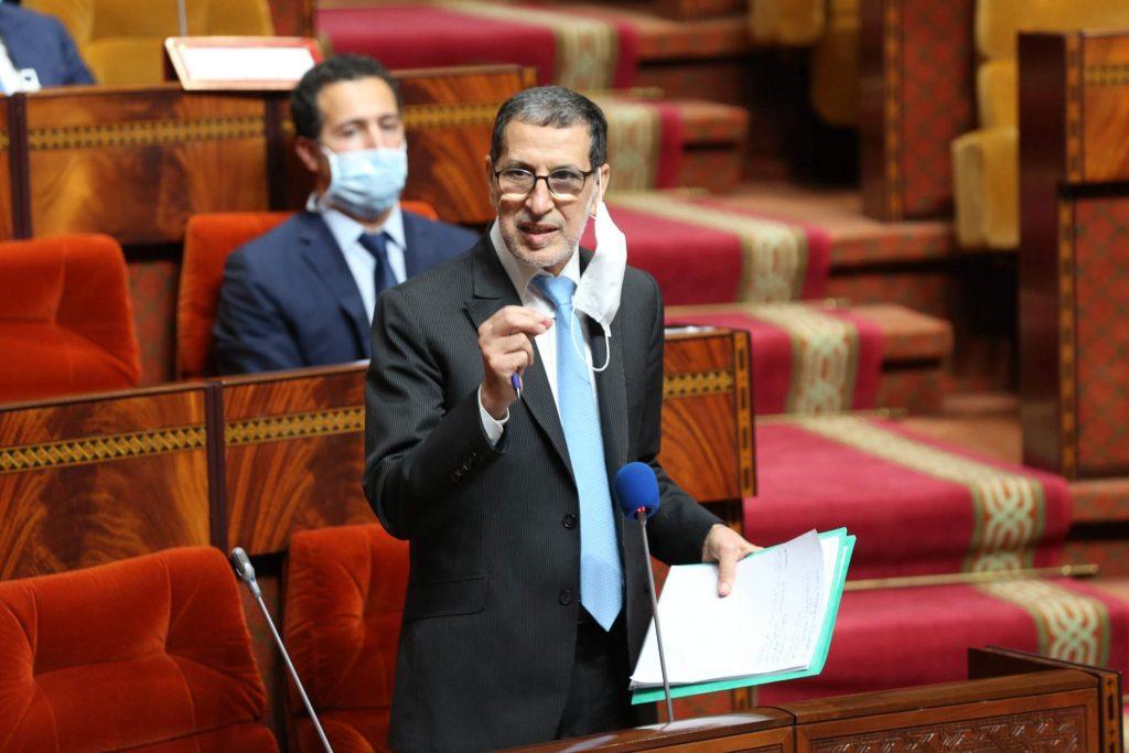 Chambre des représentants: Séance de politique générale le 19 octobre