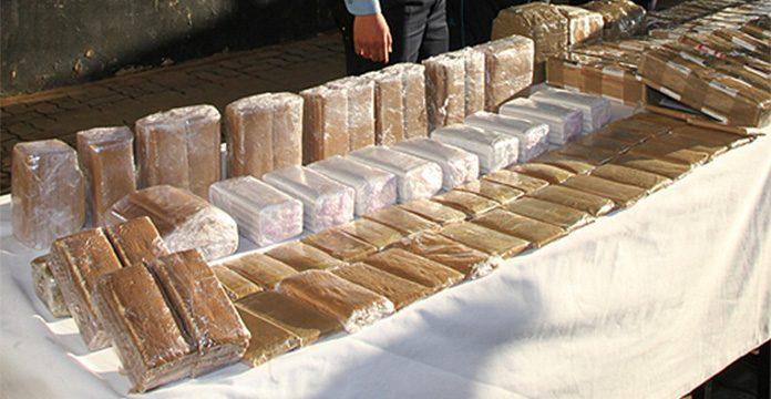 DGSN: Saisie de de plus de 2,3 tonnes de chira à Assilah