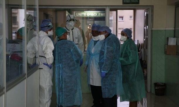 Covid-19: 26 nouveaux cas confirmés au Maroc, 7.740 au total
