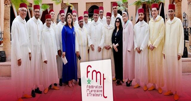La Fédération Marocaine des Traiteurs offre un couscous national de solidarité