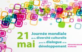 Journée mondiale de la diversité culturelle: L'urgence de combler le fossé entre les cultures