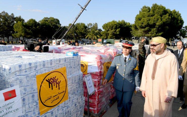 Sur Hautes instructions royales: Le Maroc achemine des aides médicales à plusieurs pays africains