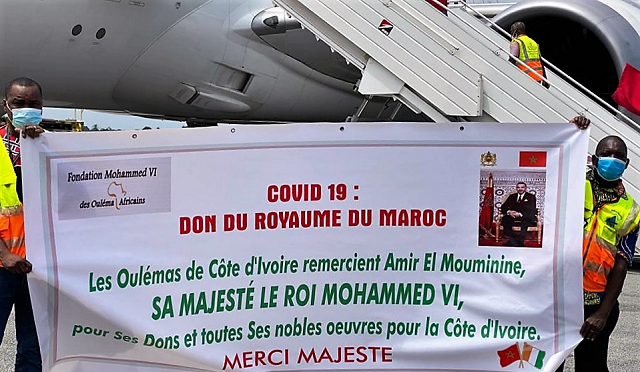 Initiative royale de solidarité sud-sud anti-Covid-19 : Le Maroc change un paradigme mondial du multilatéralisme en temps de crise