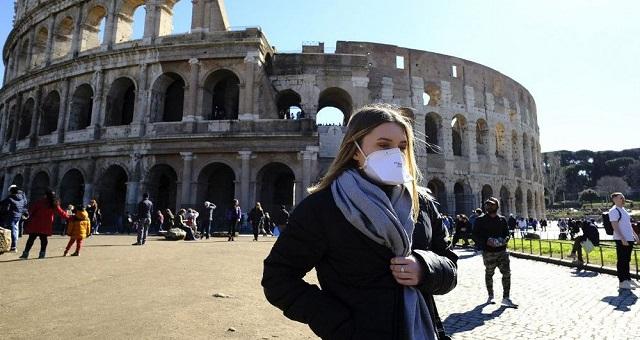 Déconfinement: L'Italie commence à recevoir les premiers touristes européens