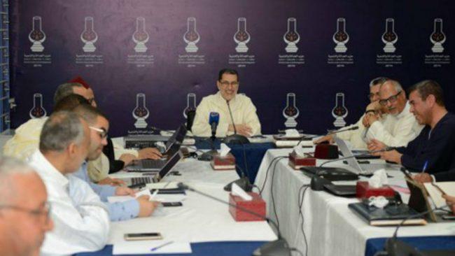 Le PJD réaffirme sa mobilisation derrière SM le Roi pour la défense de la cause