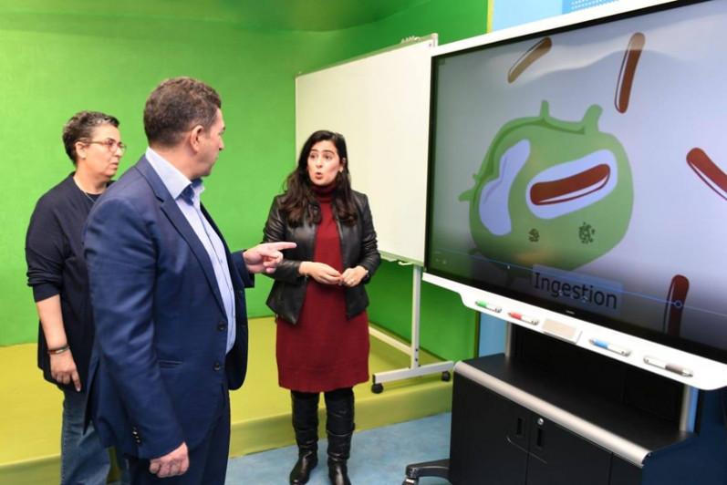 Enseignement à distance: Le ministère annonce la fin de la diffusion des cours sur les chaines de télévision