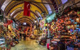 Coronavirus/Turquie: Réouverture du Grand Bazar d'Istanbul