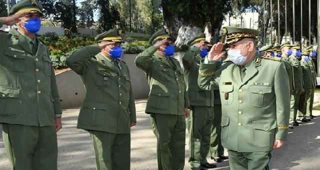 Une purge au sein de la junte militaire confirme l'opportunisme affairiste du régime algérien