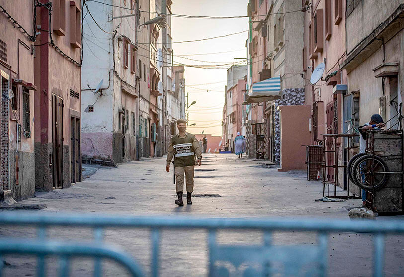 Covid19: les autorités publiques annoncent le durcissement des restrictions à Tanger