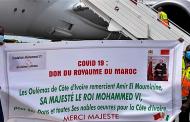 COVID-19: L'UEMOA salue l'initiative royale d'accorder des aides médicales à plusieurs pays africains, dont tous ses Etats membres