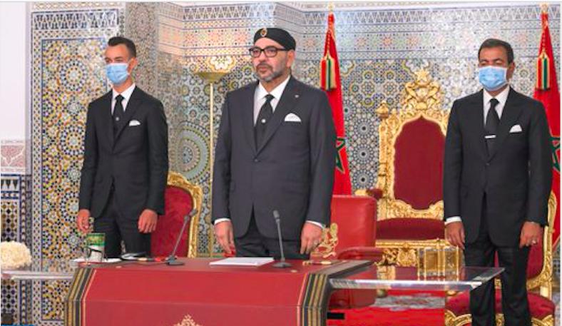 Discours du Trône: Environ 120 milliards de dirhams seront injectés dans l'économie nationale