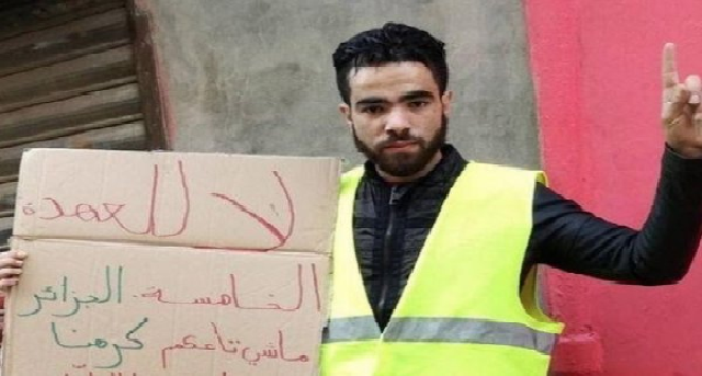 Algérie : Dix-huit mois de prison ferme pour un militant du