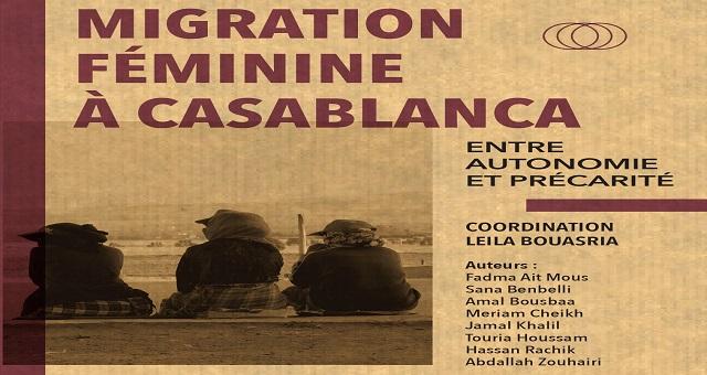Livres: « Migration féminine à Casablanca », zoom sur la mobilité des femmes