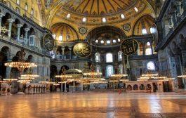 Turquie: Des associations demandent à reconvertir l'ex-basilique Sainte-Sophie en mosquée
