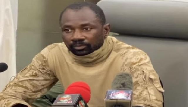 Mali : Assimi Goita remercie S.M le Roi pour la contribution active du Maroc en vue du dénouement de la crise