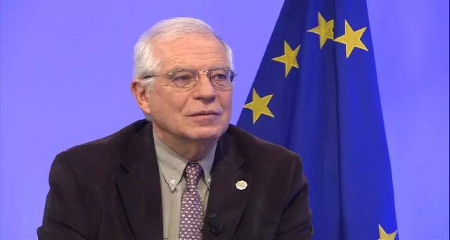 Josep Borrell interpelé sur l'assassinat par l'armée algérienne de deux jeunes des camps de Tindouf