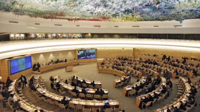 Le CDH interpellé sur les violations des droits de l'homme dans les camps de Tindouf en Algérie