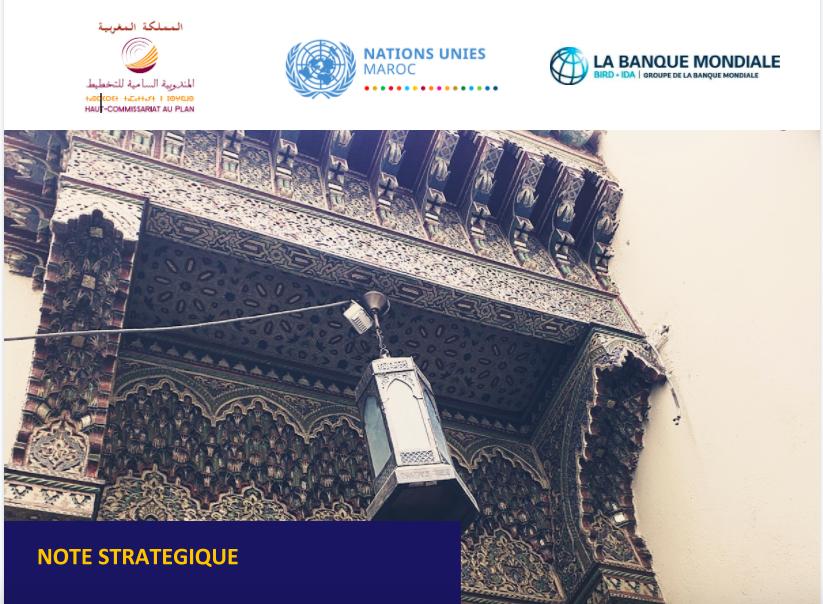Maroc: l'impact social et économique de la crise du Covid-19 vu par le HCP, la banque mondiale et le Système des Nations Unies