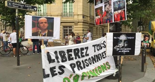 Algérie: Mobilisation pour la libération du journaliste Khaled Drareni