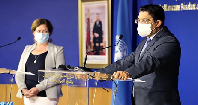 La responsable onusienne Stéphanie Williams reconnaît que le Maroc apporte un soutien inébranlable et continu aux efforts de l'ONU en Libye