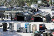 L'hôpital militaire marocain déployé à Beyrouth est déjà opérationnel
