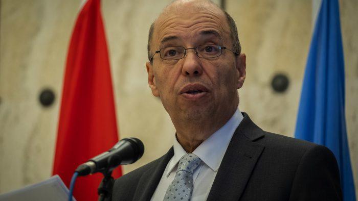 Ouverture à Genève de la 61e Assemblée des Etats membres de l'OMPI sous la présidence du Maroc