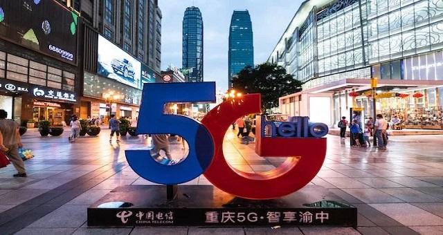 Technologie de la 5G: Beijing compte plus de cinq millions d'utilisateurs