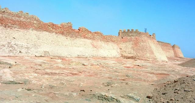 Lancement des travaux de réhabilitation de la Kasbah d'Agadir Oufella