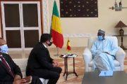 Visite de Nasser Bourita au Mali sur Hautes Instructions de SM le Roi
