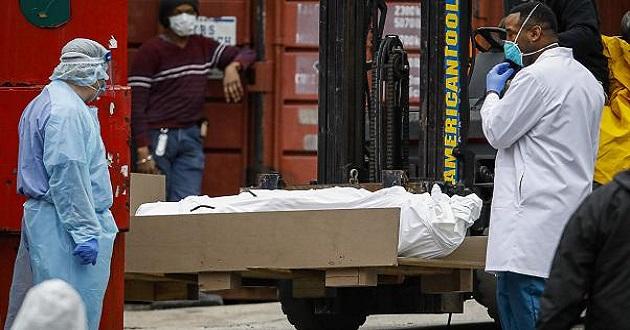 Covis-19: Les Etats-Unis très proches des 200.000 morts