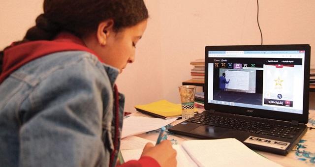 Casablanca: Deux semaines supplémentaires d'enseignement distanciel pour les élèves