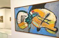 Exposition hommage à Jilali Gharbaoui au Musée Mohammed VI d'art moderne et contemporain