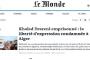 Algérie: Le pouvoir entre le marteau des contestations populaires et l'enclume des médias français qui dénoncent sa répression