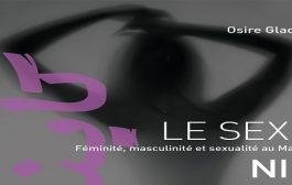 Nouvelle parution: «Le sexe nié» de Osire Glacier