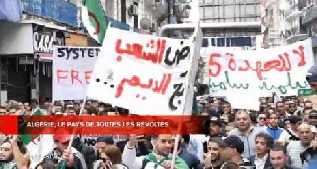 """""""L'Algérie, le pays de toutes les révoltes"""": M6 dévoile l'Algérie réelle et les souffrances de son peuple"""