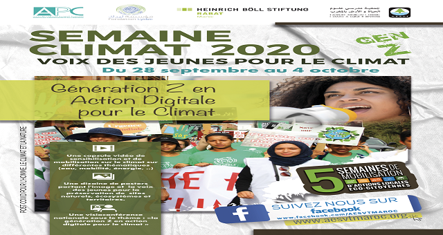 Semaine Climat 2020: La jeunesse marocaine fait entendre sa voix