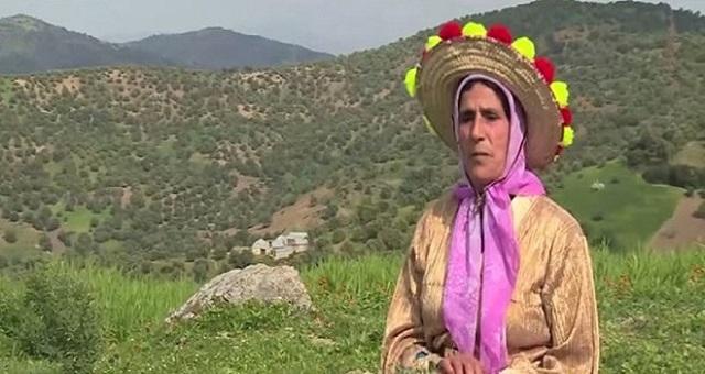 Chama Zaz, la voix de la Aita Al Jabalia, s'est éteinte à tout jamais